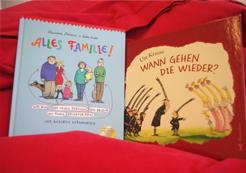 Neue Bilderbücher in der Praxis - Psychotherapie Kiessling Bochum - psychotherapeutische Praxis für Kinder und Jugendliche in Bochum