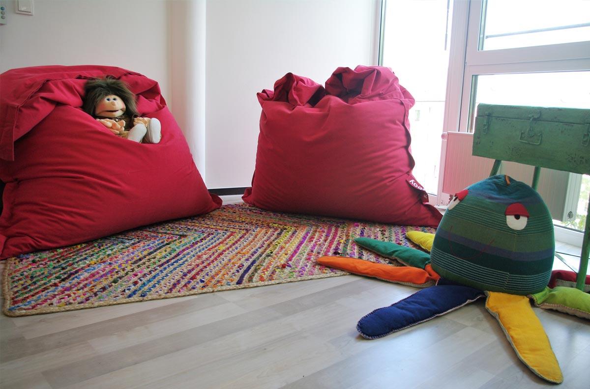 Psychotherapie Susanne Kiessling / Psychotherapeutische Praxis für Kinder und Jugendliche in Bochum - Die Räumlichkeiten der Praxis
